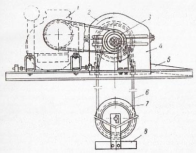 Ленточный водоподъемник ВЛМ-50